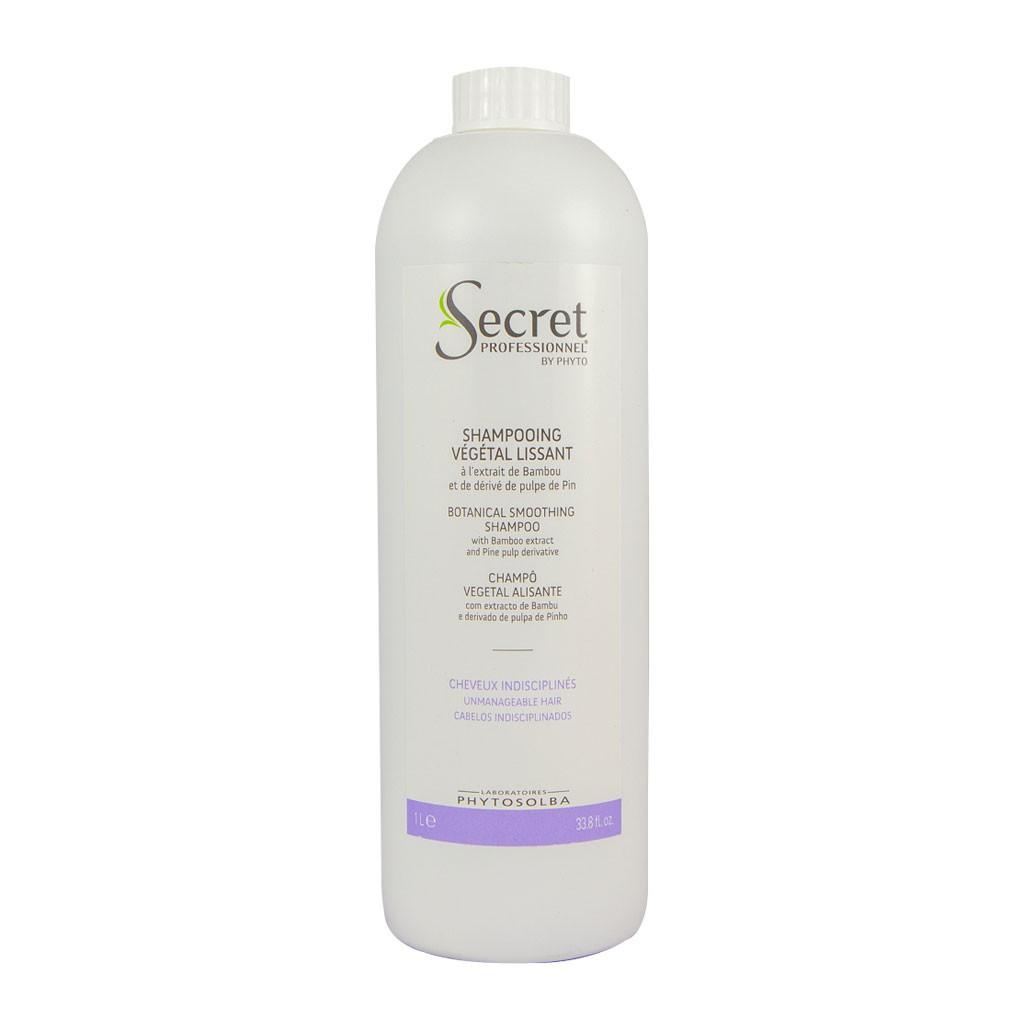 Shampooing Végétal Lissant