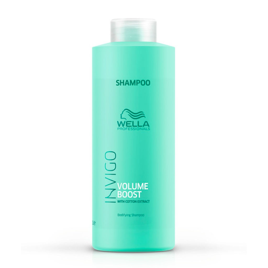Shampooing Volume Boost Invigo - Wella Professionals - 1 L