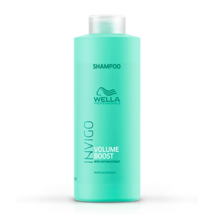 Shampooing Volume Boost Invigo - Wella Professionals - 1 L