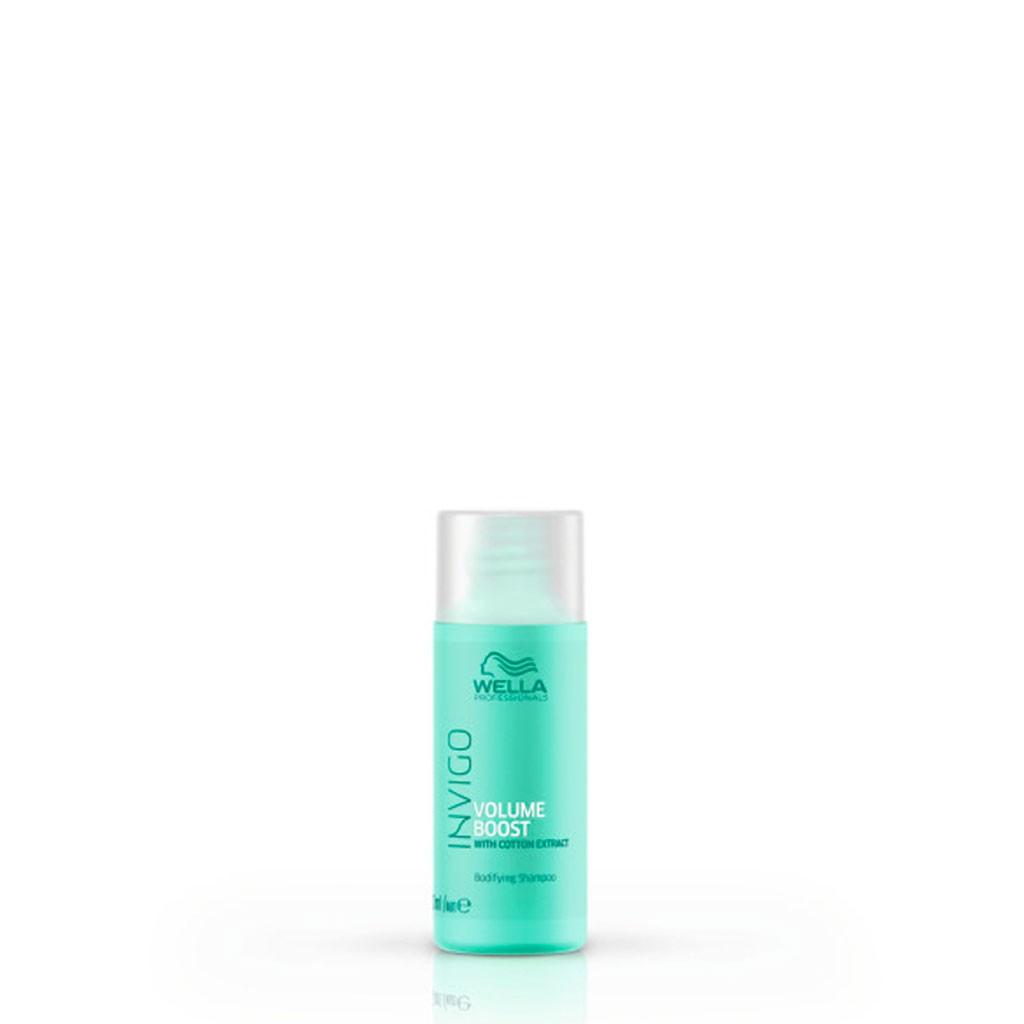 Shampooing Volume Boost Invigo - Wella Professionals - 50 ml