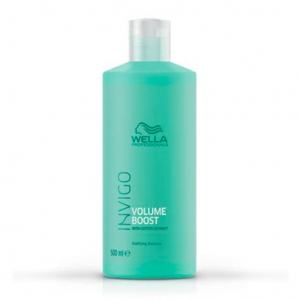 Shampooing Volume Boost Invigo - Wella Professionals - 500 ml