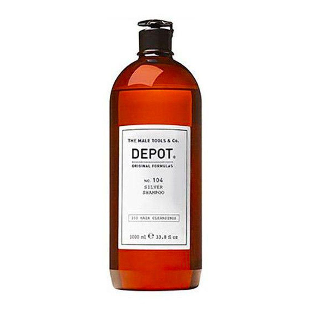 Silver Shampoo No. 104 - Depot - 1 L