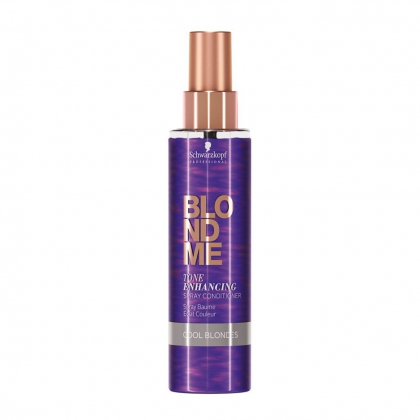 Spray - Baume éclat couleur BlondMe - Schwarzkopf Professional - 150 ml