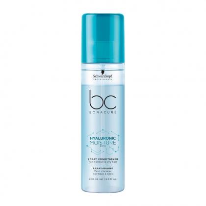 Spray-Baume Hyaluronic Moisture Kick BC Bonacure - Schwarzkopf Professional - 200 ml