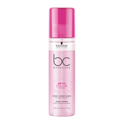 Spray-baume pH 4.5 Color Freeze BC Bonacure - Schwarzkopf Professional - 200 ml