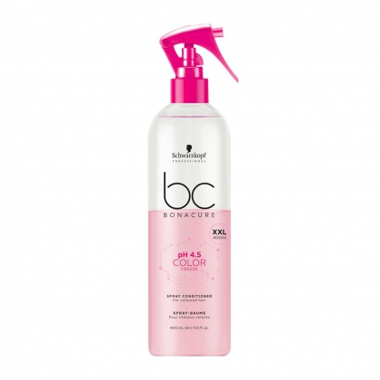Spray-baume pH 4.5 Color Freeze BC Bonacure - Schwarzkopf Professional - 400 ml