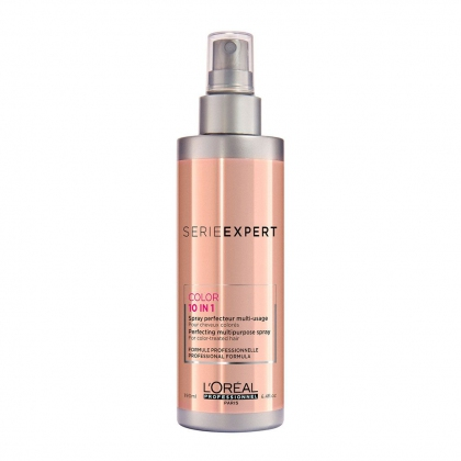 Spray Color 10 en 1 Vitamino Color Série Expert - L\'Oréal Professionnel - 190 ml