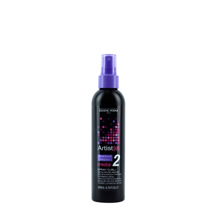 Spray Curl+ Artist(e) Create - Eugène Perma Professionnel - 200 ml