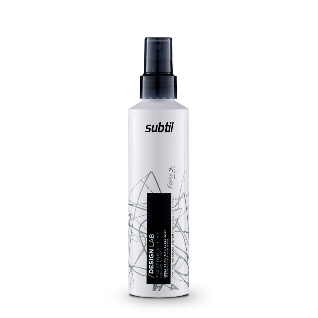 Spray de finition extra fort Design Lab - Subtil - 200 ml