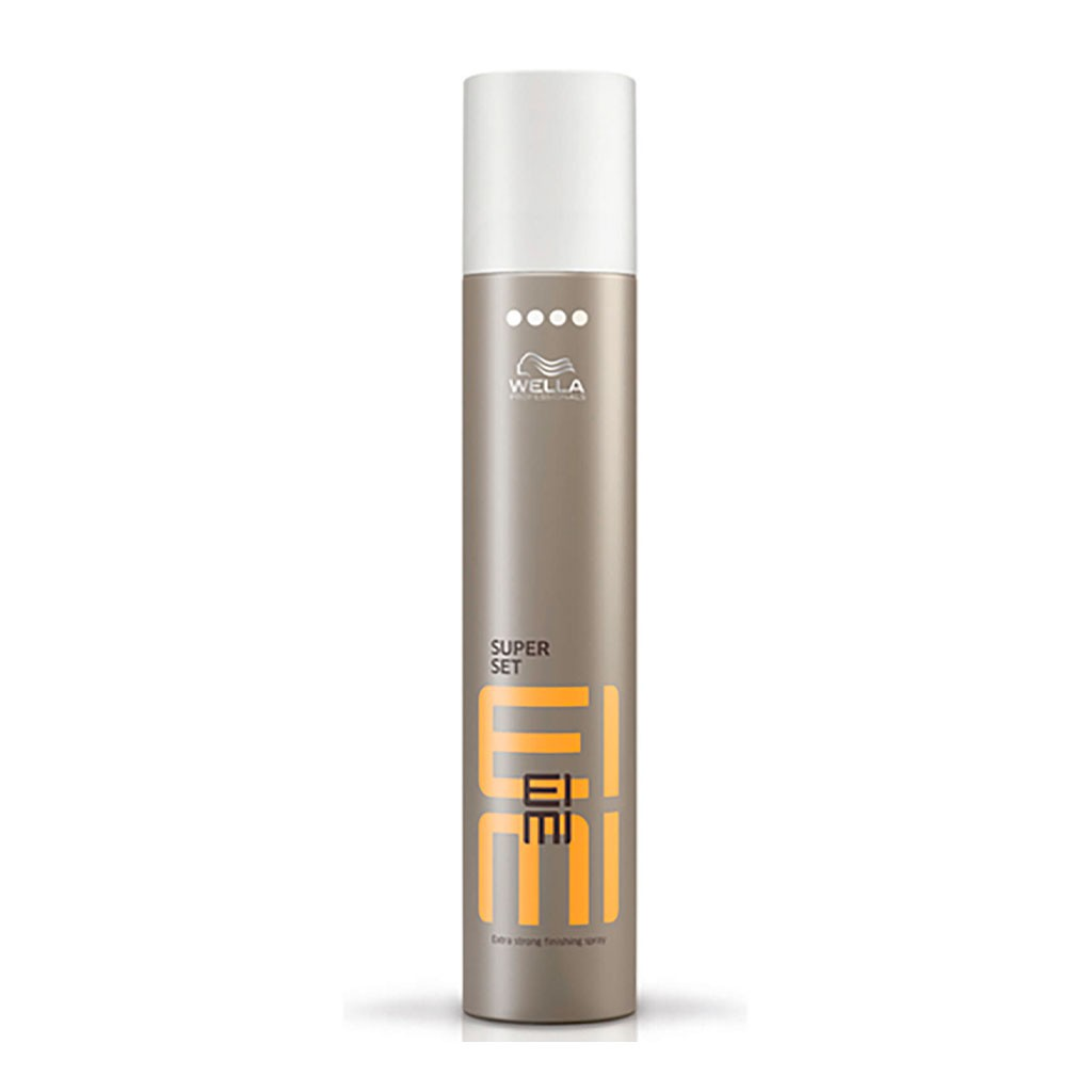 Spray de finition Super Set EIMI - Wella Professionals - 300 ml