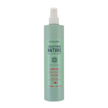 Spray Fixant Collections Nature by Circle Vital - Eugène Perma Professionnel - 400 ml