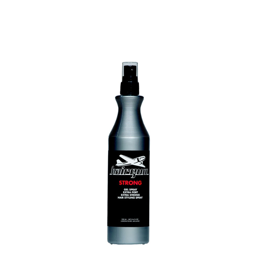 Spray Gel Laque Professionnel Strong