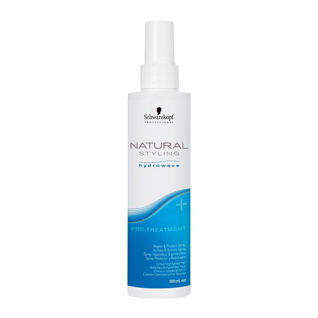 Spray prétraitement Natural Styling - Schwarzkopf Professional - 200 ml