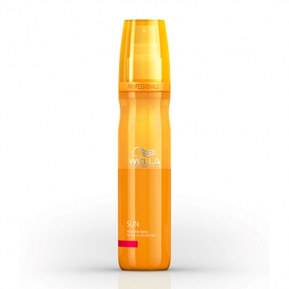 Spray protecteur pour cheveux fins & normaux Sun Care - Wella Professionals - 150 ml