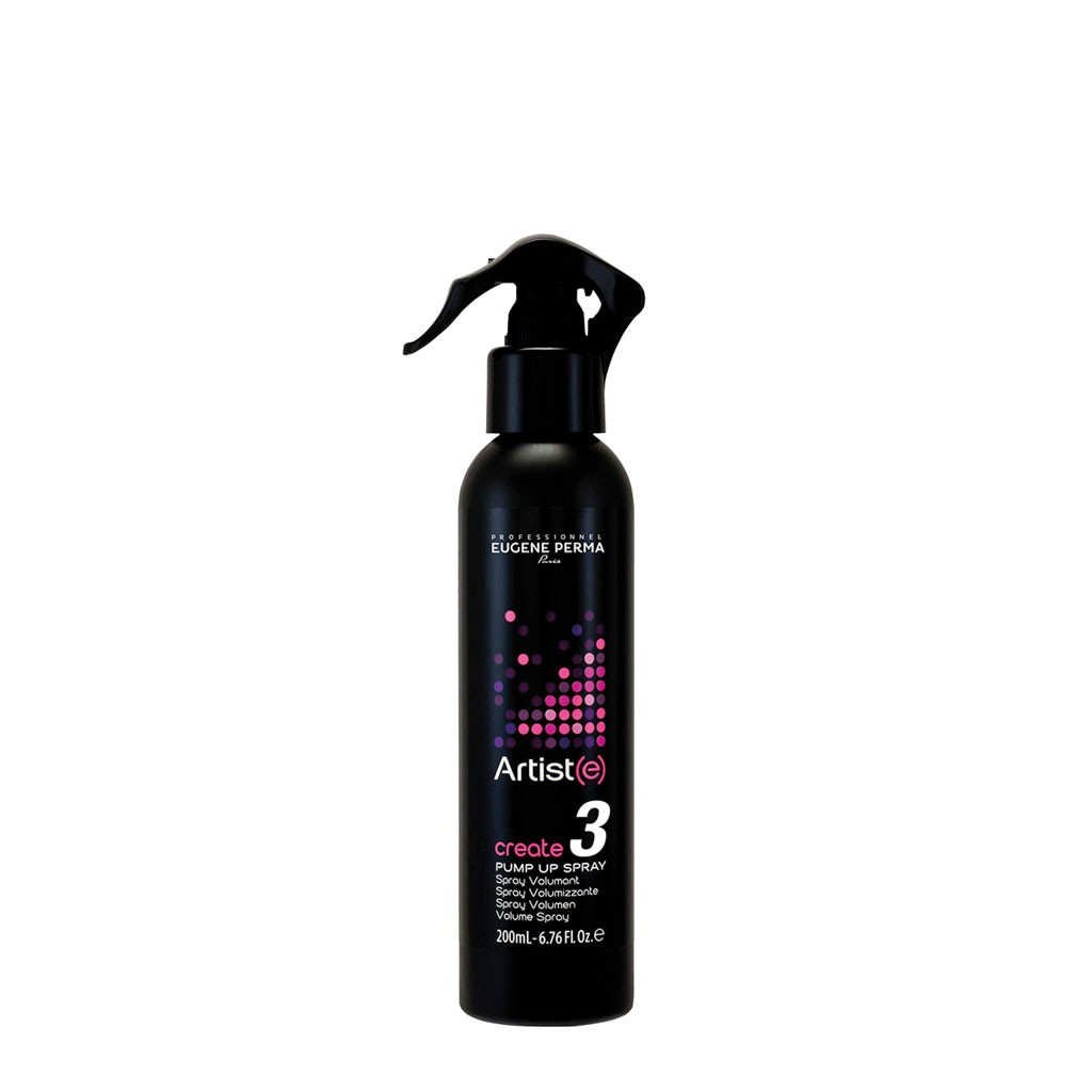 Spray Pump Up Artist(e) Create - Eugène Perma Professionnel - 200 ml