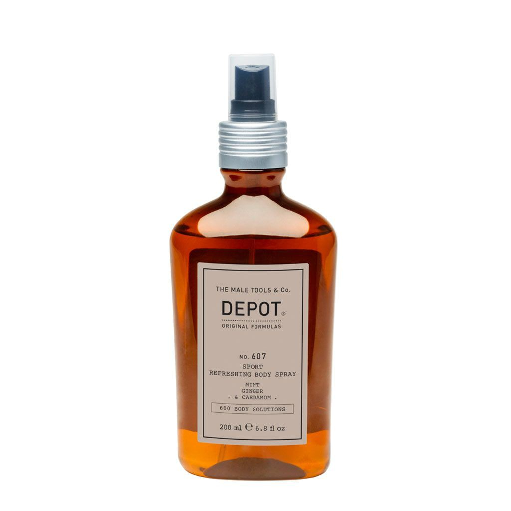 Spray rafraîchissant pour le corps - Sport No. 607 - Depot