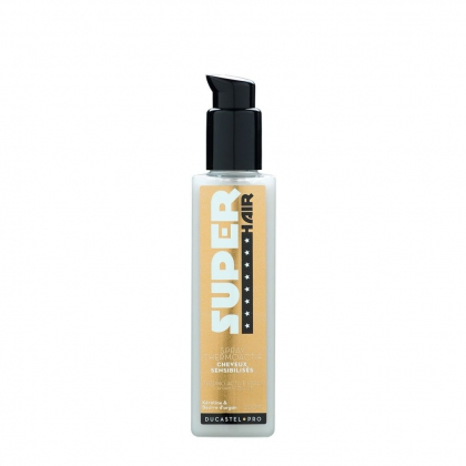 Spray Thermoactif pour cheveux sensibilis´s Super Hair - Ducastel Pro - 200 ml