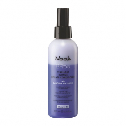 Starlight Blonde Bi-Phase Conditioner Bfree - Nook - 200 ml