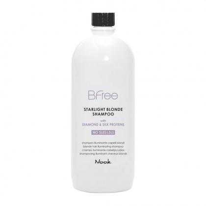 Starlight Blonde Shampoo Bfree - Nook - 1 L