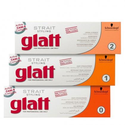 Strait Styling Glatt - Schwarzkopf Professional -