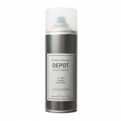 Strong Hairspray No. 306 - Depot - 400 ml