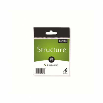 Tips structure blanc