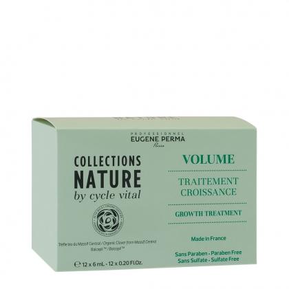 Traitement Croissance Collections Nature - Eugène Perma Professionnel - 12 x 6 ml