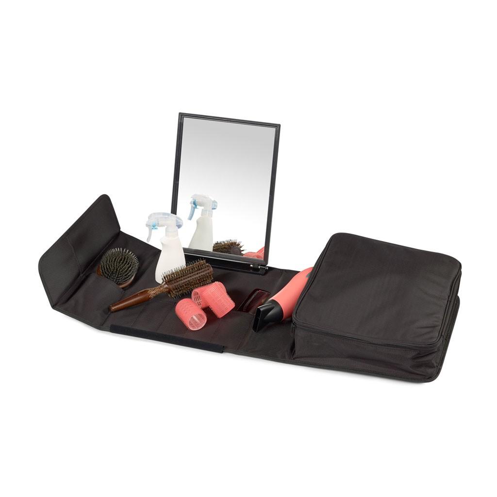 Valise de coiffeur avec miroir