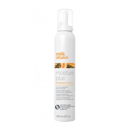 Whipped Cream Moisture Plus - Milk_Shake -  200 ml
