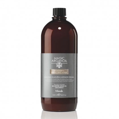 Wonderful Rebuilding Mask Magic Arganoil - Nook - 1 L